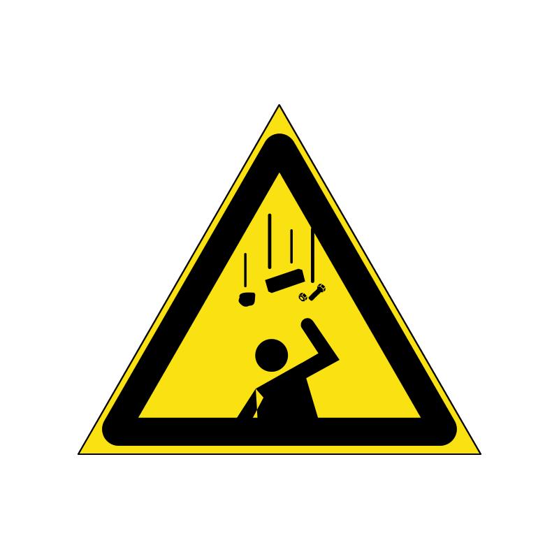 Risiko for faldende genstande