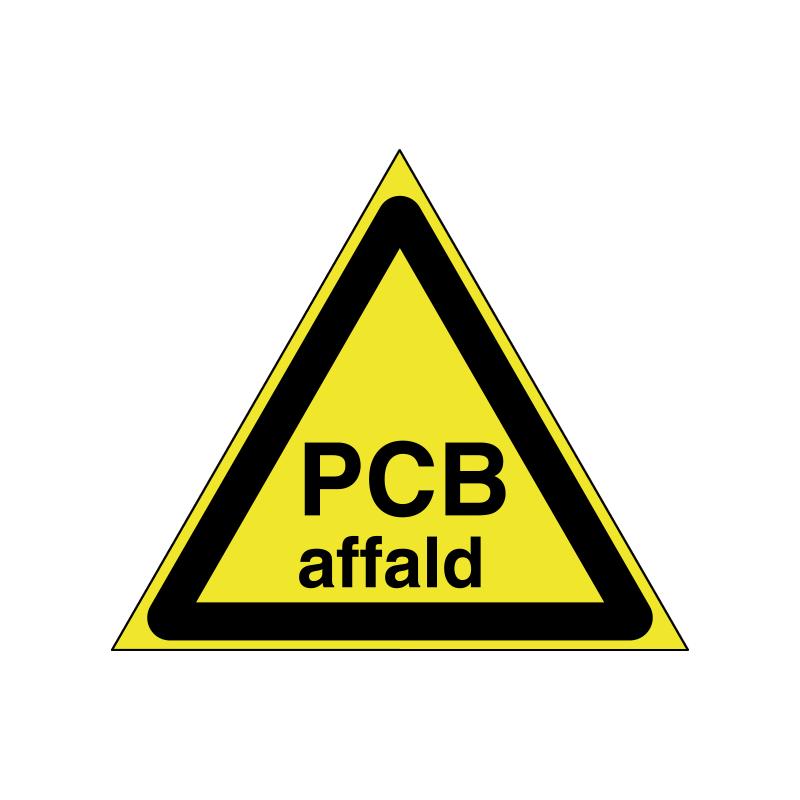 PCB affald
