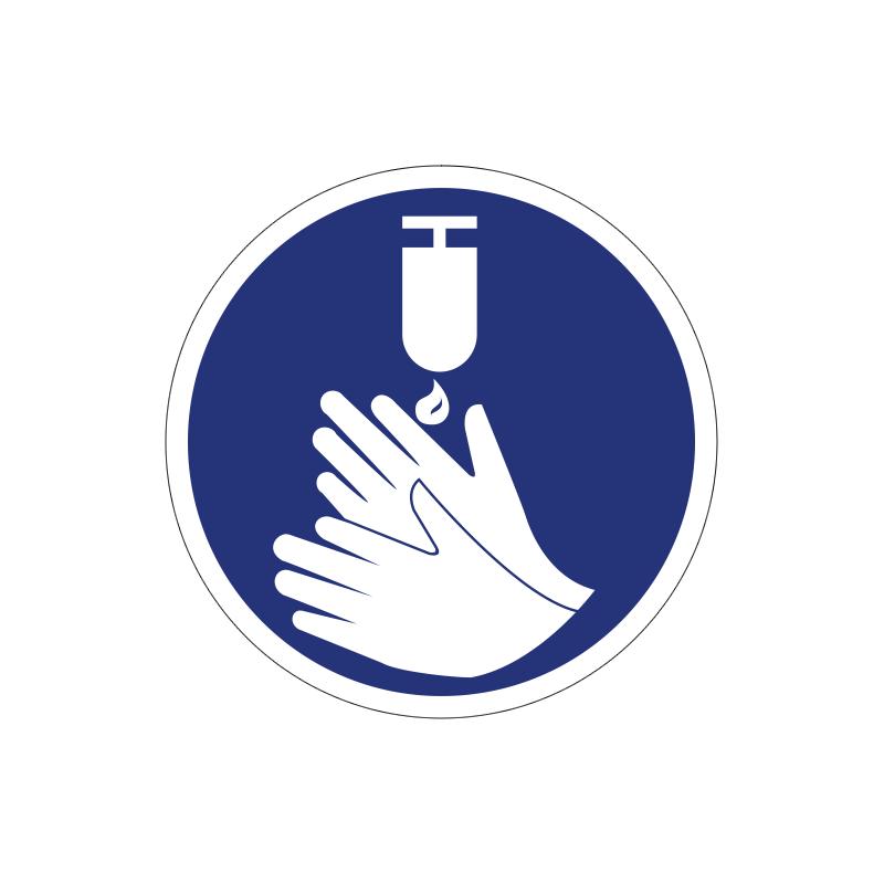 Desinficer hænder