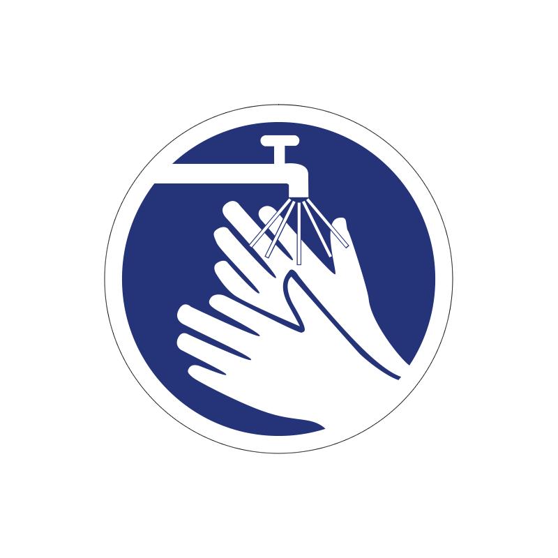 Husk at vaske hænder