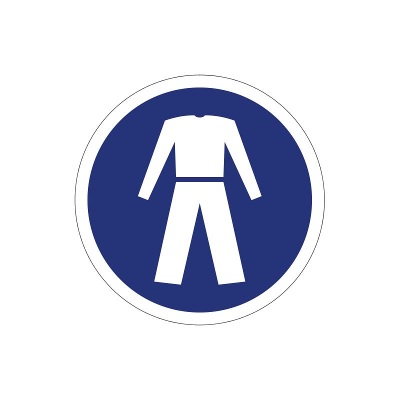 Lange ærmer og bukser påbudt