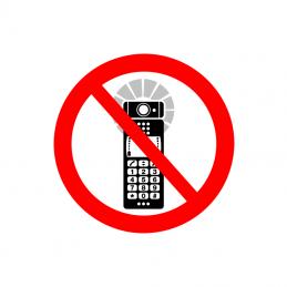 Kameratelefon forbudt