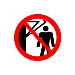 Gå ikke under svingarm