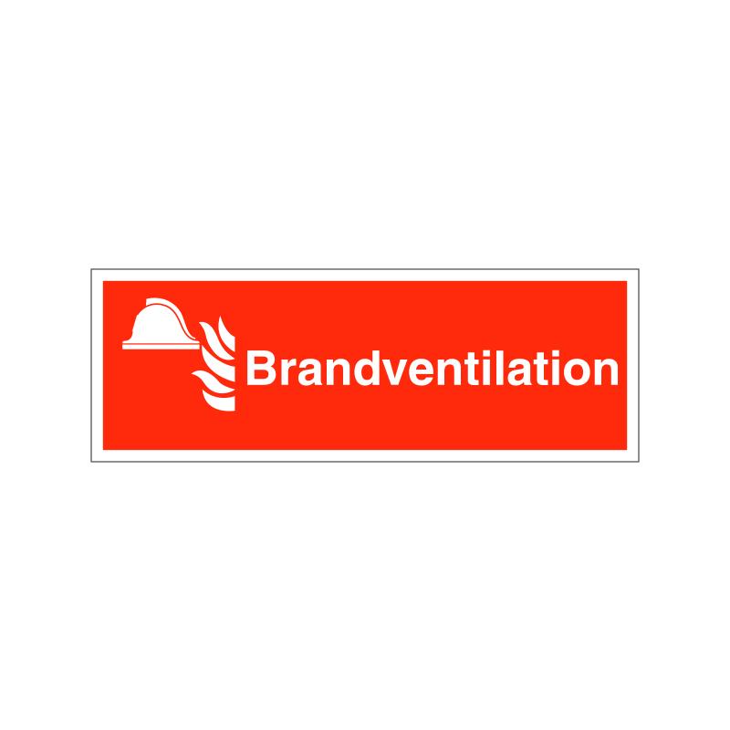 Brandventilation