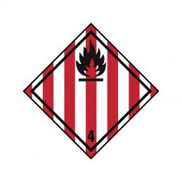 Brandfarlige faste stoffer