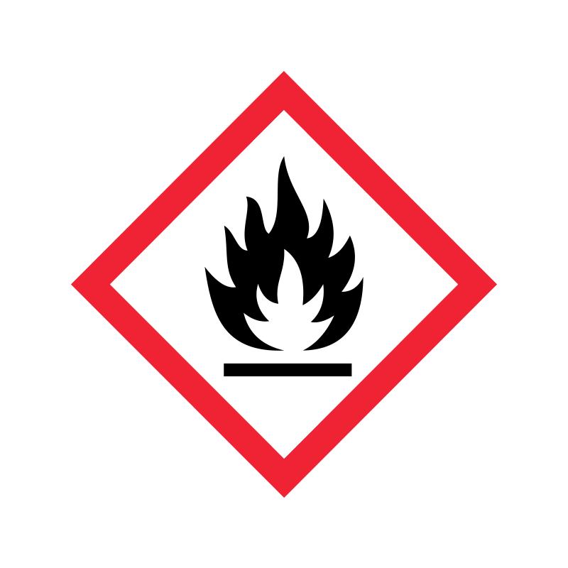 GHS 02 Brandfarlig