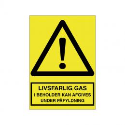 livsfarlig gas