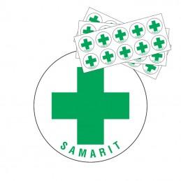 Hjelmmærke - Samarit