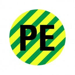 IEC Mærkat - PE Beskyttende jordleder