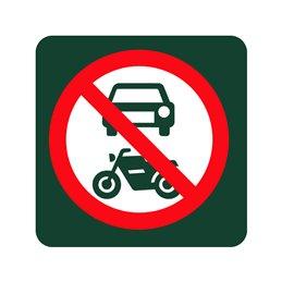 naturstyrelsen - al motorkørsel forbudt