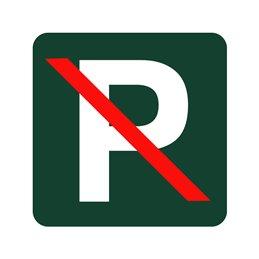 naturstyrelsen - parkering forbudt