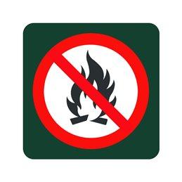 naturstyrelsen - bål forbudt
