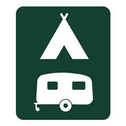 naturstyrelsen - campering tilladt