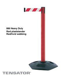 tensator heavy duty afspærringsstolpe