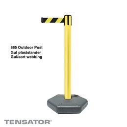 885  Tensator Outdoor Post