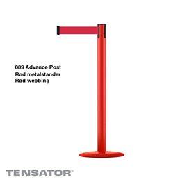 889 Advance Post - Rød