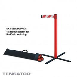 tensator stowaway kit rød