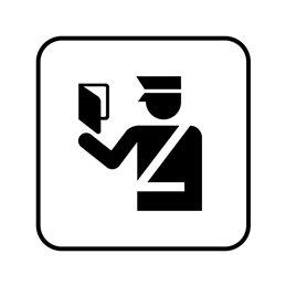 pictogram/piktogram - Paskontrol