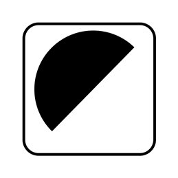 pictogram / piktogram - Brandmateriel