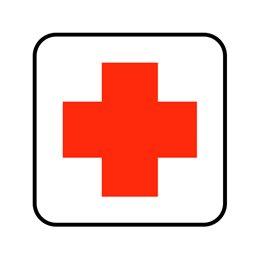 pictogram / piktogram - Hospital / Samaritter