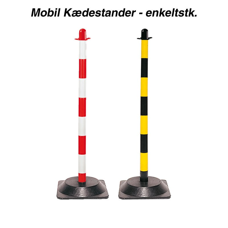 kædestander - mobil