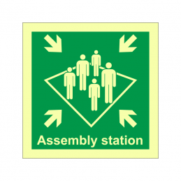 IMO assembly station