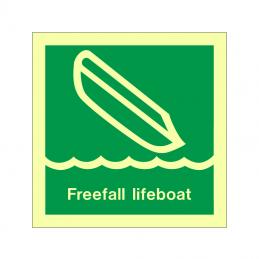 imo Freefall lifeboat