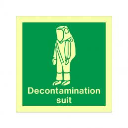 imo Decontamination suit