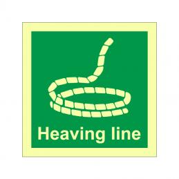 imo Heaving line