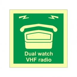 imo Dual watch VHF radio