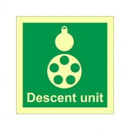 imo Descent unit