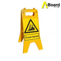 a-board truck kørsel