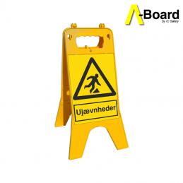 a-board ujævnheder