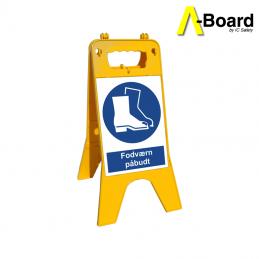 a-board fodværn påbudt