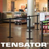 Tensator - den originale barriere til kø planlægning og afspærring
