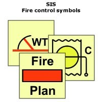 SIS   Fire control symbols