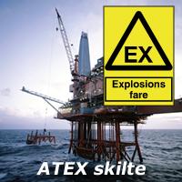 ATEX skilte
