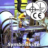 Symbolskilte