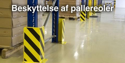 Beskyttelse af pallereoler